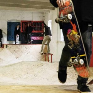 SKATE NEW ZONE OPENING / VIDEO