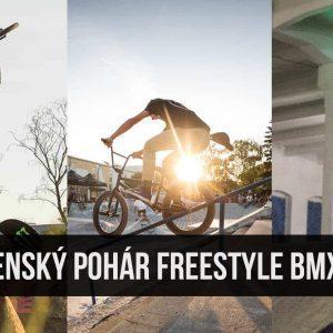 Slovenský Pohár Freestyle BMX 2018