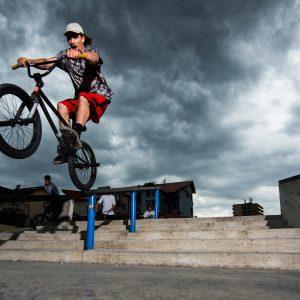 Slovenský Freestyle BMX Pohár 1.kolo Námestovo / Fotoreport