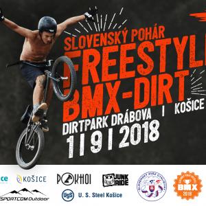 Slovenský pohár Freestyle BMX v Košiciach / Pozvánka