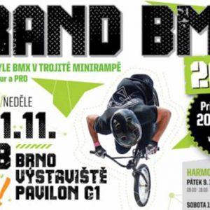 MERCEDES-BENZ GRAND BMX VSA XTREME - LIFE! BRNO 2018 / Pozvánka
