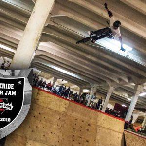Junkride INDOOR JAM 2018 / Majstrovstvá BMX / Report