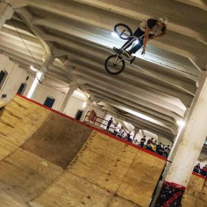 Junkride INDOOR JAM 2018 / VIDEO