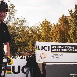 UCI BMX FREESTYLE WORLD CHAMPIONSHIPS / Michal Kovačovič interview