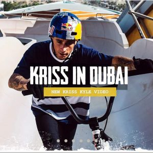 Kriss Kyle v DUBAJI / VIDEO