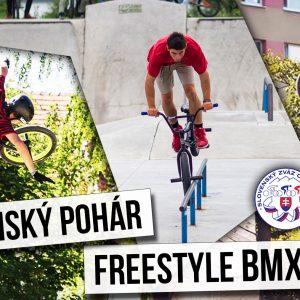 Slovenský Pohár Freestyle BMX / MTB 2019 / Pozvánka