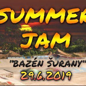 Junkride SUMMER JAM 2019 / Pozvánka