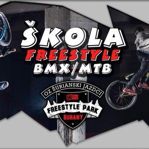 Škola Freestyle BMX/ MTB