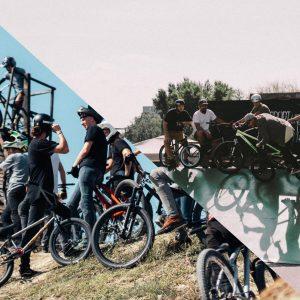 4. A 5. KOLO FREESTYLE BMX POHÁRA 2019 V BRATISLAVE / FOTOREPORT