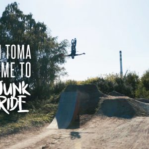 MARTIN TOMA / WELCOME TO JUNKRIDE CREW / INTERVIEW / VIDEO
