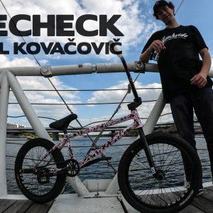 Michal Kovačovič / Video Bikecheck 2019