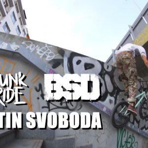 "Martin Svoboda ""ENJOY"" / New BMX video edit"