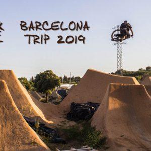 BARCELONA La Poma | Junkride Crew Trip Fotoreport 2019