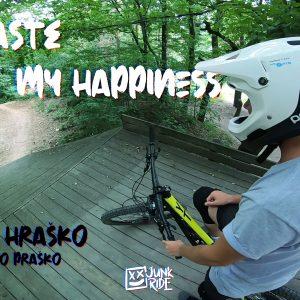 Palko Hraško / Taste My Happiness / VIDEO
