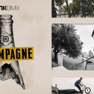 "KINK BMX ""CHAMPAGNE"" FULL VIDEO"