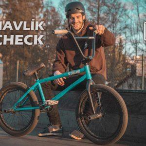 Tom Havlík | BMX Video Bikecheck | Interview