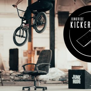 NOVÝ PRENOSNÝ JUNKRIDE KICKER + VIDEO