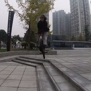 MICHAL KOVAČOVIČ / BMX STREET IN CHENGDU VIDEO