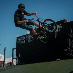 Video z 1. kola Freestyle BMX/MTB pohára 2020 v Bratislave