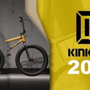 KINK BMX 2021 KOMPLETNÉ BMX SKLADOM !