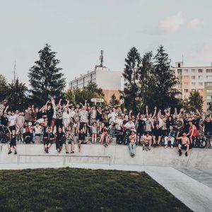 Fotogaléria a výsledky Slovenského Pohára Freestyle BMX a MTB v Žiline