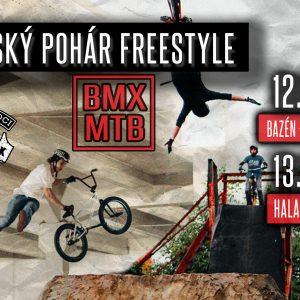 Finále Slovenského Pohára Freestyle BMX/MTB Šurany 2020 / Pozvánka