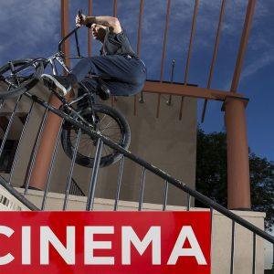 CINEMA BMX NOVINKY + DOPLNENIE SKLADU !