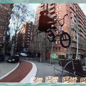 Michal Kovačovič | JUNKRIDE Crew BMX 2020 Video