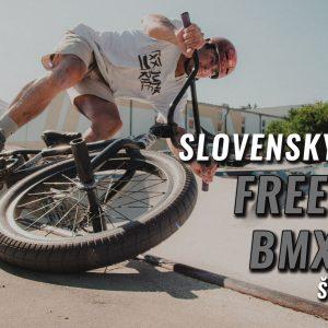 Slovenský Pohár Freestyle BMX/MTB ŠURANY 2021 / Fotogaléria + Video