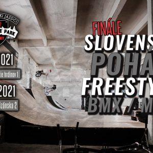 Slovenský Pohár Freestyle BMX / MTB 2021 ŠURANY / POZVÁNKA
