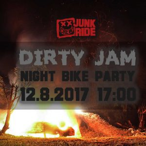 Junkride DIRTY JAM 2017 / Pozvánka + Video 2016