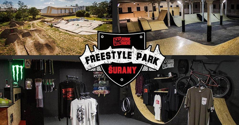 Junkride Freestyle Park Šurany