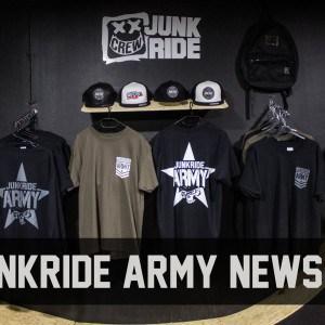 JUNKRIDE ARMY NEWS #8