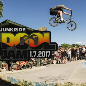 Junkride POOL JAM 2017 / Fotoreport