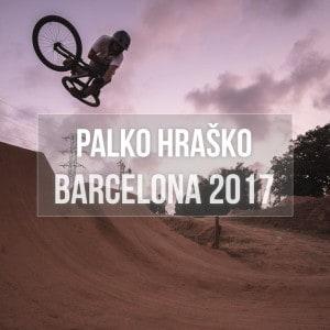 JUNKRIDE TRIP BARCELONA 2017 - PALKO HRAŠKO EDIT