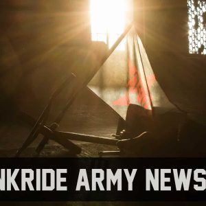 JUNKRIDE ARMY NEWS #9